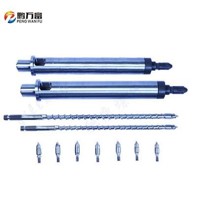 发法那科注塑机螺杆料炮筒5T至1000T所有机型料管组可订做