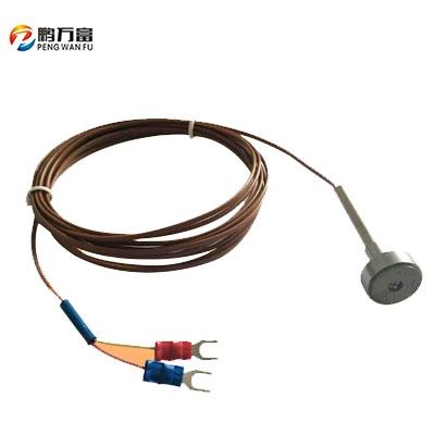 磁铁式表面温度传感器 热电偶 高温 感温线PT100升温器